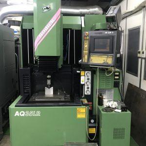 3軸リニア形彫り放電加工機 3R仕様 AQ35LR(ソディック)