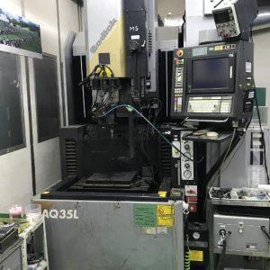 3軸リニア微細電源特別仕様 AQ35L(ソディック)