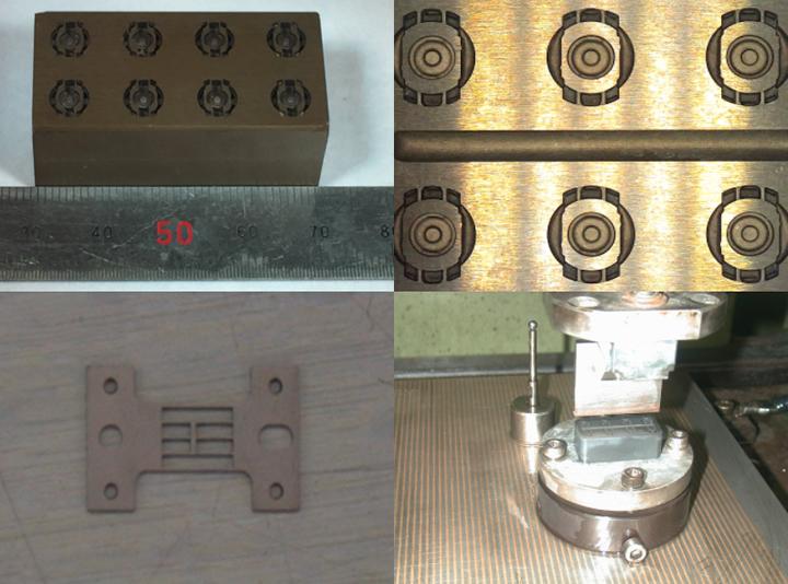 ジルコニア系の導電性セラミックスによる実用事例